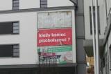 Billboard przy ulicy Wrocławskiej w Legnicy [ZDJĘCIA]
