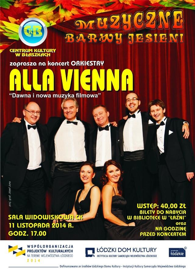 Koncert w Błaszkach