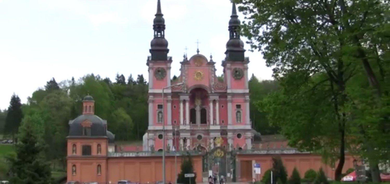 Sanktuarium Maryjne W świętej Lipce Nominowane Do Listy 7 Cudów