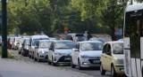 Remont Piłsudskiego w Sosnowcu. Są spore korki. Miasto wprowadziło objazdy na jeden dzień. Niektórzy kierowcy są zaskoczeni