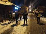 Protestujący ponownie na ulicach. Czarny Spacer w Nowym Dworze Gdańskim