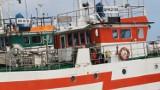 W porcie rybackim w Kołobrzegu. Kutry, ceny ryb, stocznia. Tuż przed sezonem