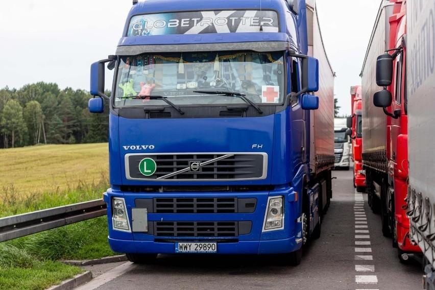 Kierowcy samochodów ciężarowych i ciągników siodłowych...