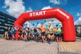Łomża. II Otwarte Akademickie Mistrzostwa w Biegu Ulicznym. Pobiegło prawie 200 osób [zdjęcia]