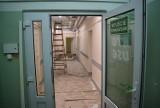 Nowy rentgen będzie dostępny za około dwa tygodnie. Budynek jest remontowany siłami ZCM i dzięki wkładowi mieszkańców oraz firm
