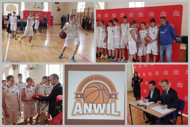 We Włocławku powstała Akademia Koszykówki Anwil