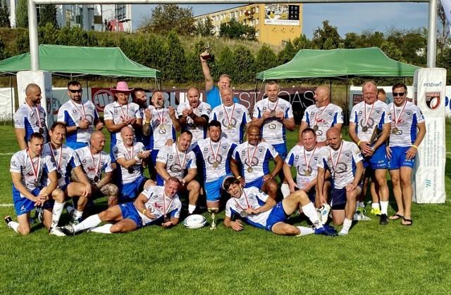 Zwycięska ekipa Juvenii
