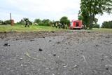 Wypadek na drodze Sieraków - Kwilcz na wysokości miejscowości Grobia - co ustaliły służby?