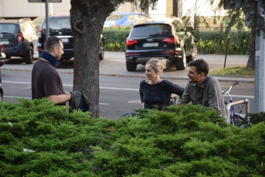 """""""Kruk. Czorny woron nie śpi"""". Niedługo premiera kręconego w Białymstoku serialu. Jest już oficjalny zwiastun (wideo)"""