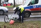 Jeżdżą na rowerach i hulajnogach. Co grozi nastolatkowi za spowodowanie wypadku drogowego?