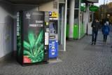 Trawka z automatu w Poznaniu? Lekarz wyjaśnia, czy susz z konopi jest bezpieczny