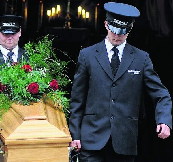 Na Śląsku jakość usług pogrzebowych jest bardzo wysoka