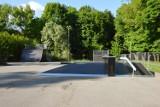 Nowy Skatepark w Ostrowcu Świętokrzyskim już prawie gotowy. Kiedy otwarcie? (ZDJĘCIA)