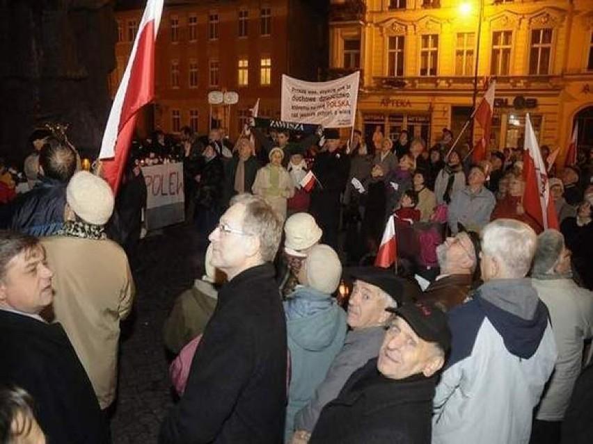 Marsz Bydgoskiego Klubu Gazety Polskiej