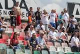 Zagłębie Sosnowiec - Górnik Łęczna 0:1. Kibice na Stadionie Ludowym nie zawiedli ZDJĘCIA KIBICÓW