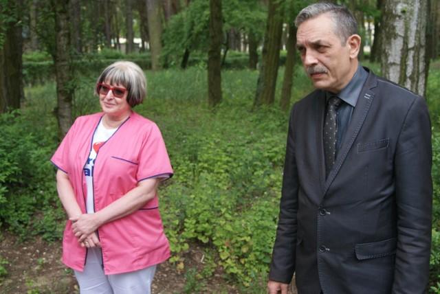 Dyrekcja szpitala w Wolicy alarmuje o niepewnym losie placówki