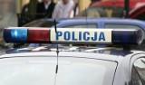 Wypadek w Łabiszynie. Przyczyną brak ostrożności przy skręcaniu