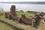 Niezwykła historia wyjątkowego zabytku. Cegły z zamku w Bobrownikach wykorzystano do budowy tężni w Ciechocinku [zdjęcia]