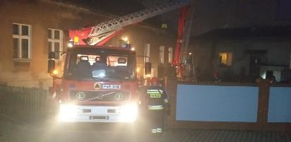 Września: Na Warszawskiej interweniowała straż pożarna