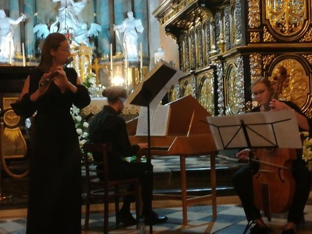 Czwartkowy koncert u Cystersów w Jędrzejowie