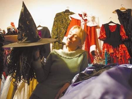 Gabriela Ferd proponuje na sylwestra najlepszą zabawę - bal kostiumowy.