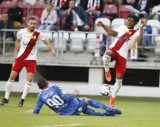 Sandecja była bliska remisu w Łodzi. Zdecydował gol w doliczonym czasie