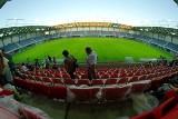 Stadion w Gliwicach [ZDJĘCIA]. Otwarcie już 3 listopada