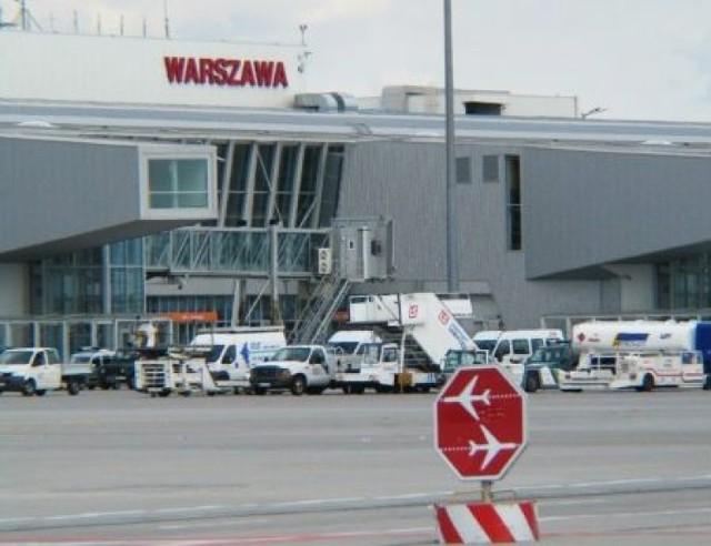 Lotniska Okęcie