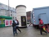 Postawili transformator w centrum Łodzi. Oszpecił okolicę?