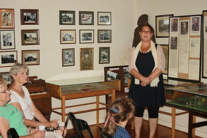 Stulecie Zwycięstwa - spotkanie edukacyjne w Izbie Muzealnej w Zdunach [ZDJĘCIA]