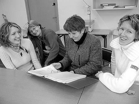 Chorzowscy nauczyciele wierzą, że ta współpraca będzie owocna przede wszystkim dla ich uczniów.  Fot: MAGDALENA CHAŁUPKA