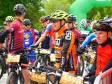Wyścigi rowerowe MTB na Górze Chełmskiej [ZDJĘCIA]