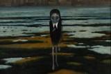 """""""Postać"""", obraz Zdzisława Beksińskiego, sprzedany za prawie dwa miliony złotych"""