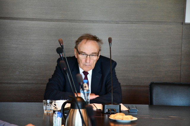 Dyrektor Wojciech Marszałkiewicz zapewnia, że postara się poprawić sposób zarządzania parowozownią