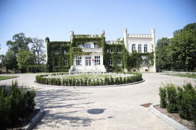 Pałac w Posadzie zostanie poddany renowacji