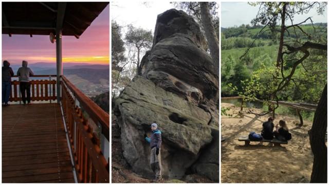 W rejonie Tarnowa jest wiele atrakcyjnych przyrodniczo i historycznie miejsc do zobaczenia