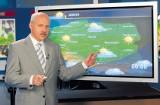 Co z Łodzią na telewizyjnych mapach pogody