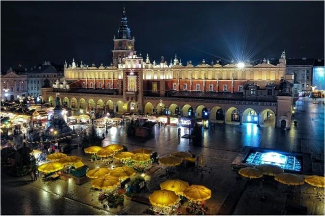 W najbliższy weekend można zwiedzić Kraków za darmo z przewodnikiem