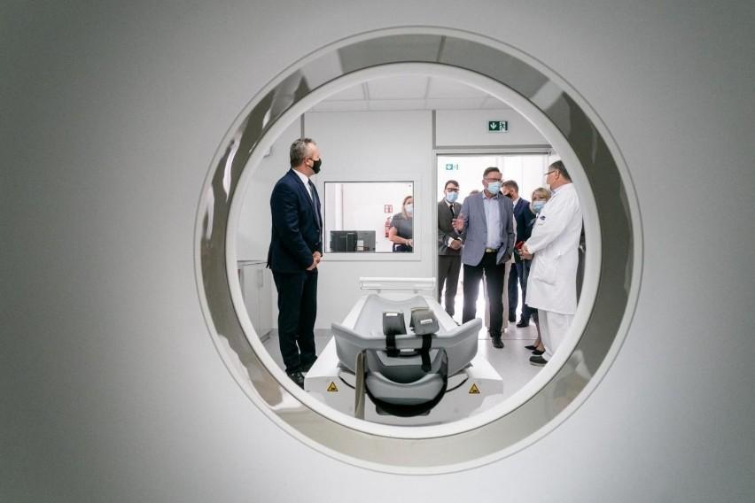 Szpital zakaźny w Bydgoszczy otrzymał tomograf. Powstała też nowa pracownia