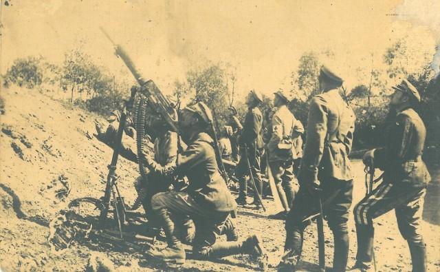 Sieradzanie walczyli w wojnie roku 1920