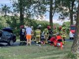 Koszmarny wypadek pod Przytoczną. Siedem osób poszkodowanych. Na szczęście, życie żadnej w ofiar nie jest zagrożone
