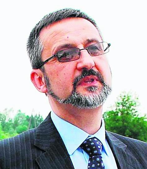Gustaw Korta, obecny wiceburmistrz, kandyduje z ramienia PO