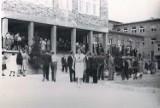 Wieluński szpital na archiwalnych zdjęciach. Zobacz, jak powstawała lecznica