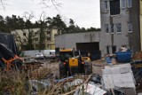 Zgodnie z umową remont szpitala ma być zakończony z końcem marca 2020 roku. Jak wygląda aktualnie? [ZDJĘCIA]