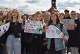 Strajk dla klimatu. Młodzież strajkuje w obronie przyrody [ZDJĘCIA]