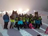 W gminie Walim uczą jazdy na nartach (zajęcia w Rzeczce)