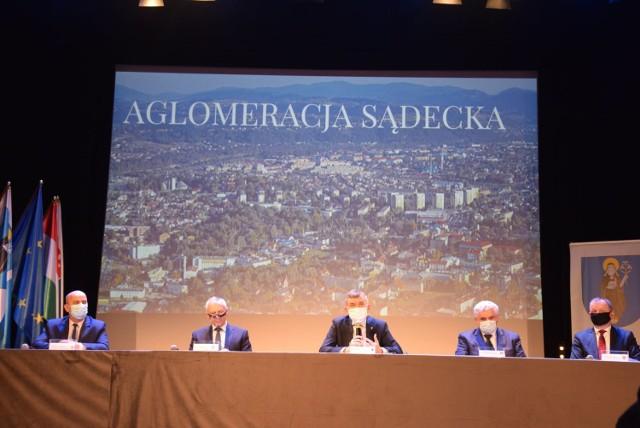 Współprace w ramach Aglomeracji Sądeckiej zadeklarowało już pięć sądeckich gmin
