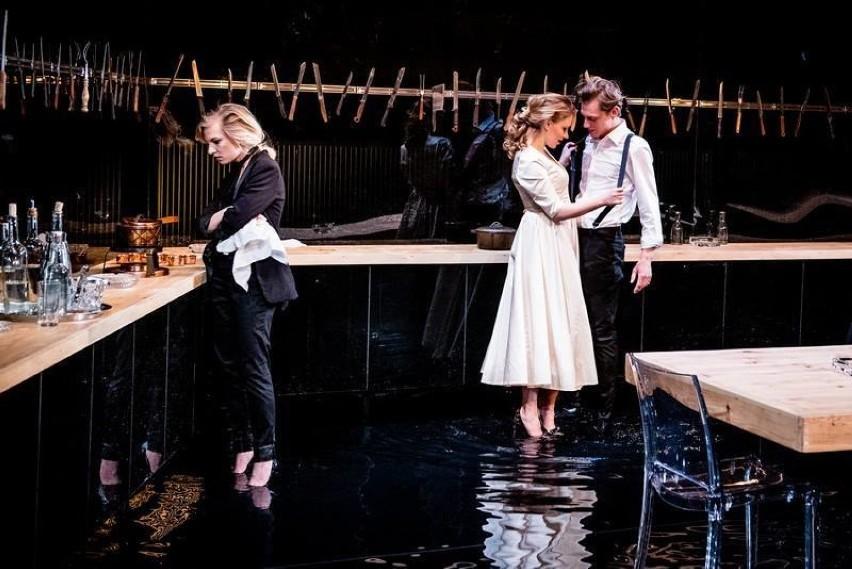 """Po raz kolejny Teatr Fredry zaprasza na spektakl """"Panna..."""
