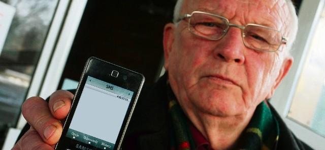 Tadeusz Burek przez dwa dni nie mógł się dodzwonić do Eurolotu, by zarezerwować rejs