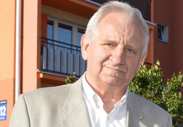 Armand Ruta, prezes Łowickiej Spółdzielni Mieszkaniowej